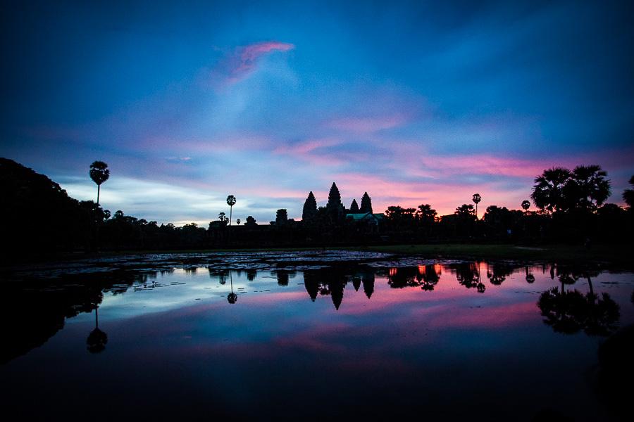 Tajlandia Kambodża