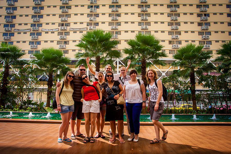 Relacja z wprawy fotograficznej do Azji na żywo!